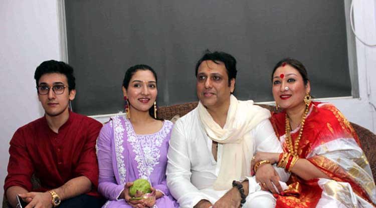 Emotional Bollywood: Govinda cries after a film following Aamir Khan