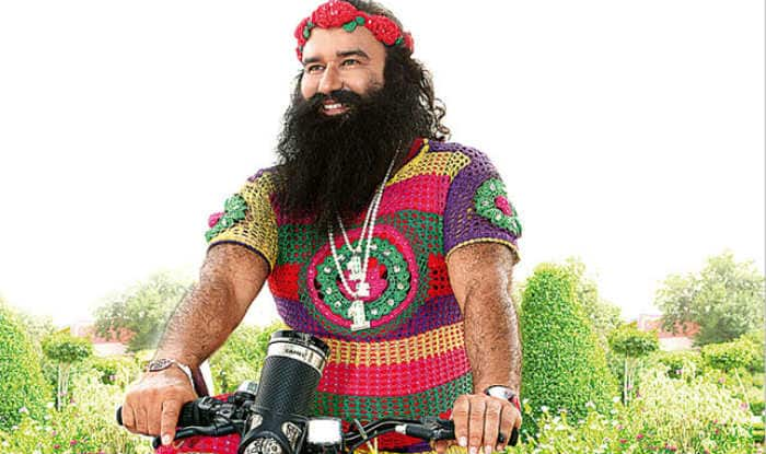 Gurmeet Ram Rahim Singh wants abs like Shah Rukh Khan and Salman Khan! (Watch video)