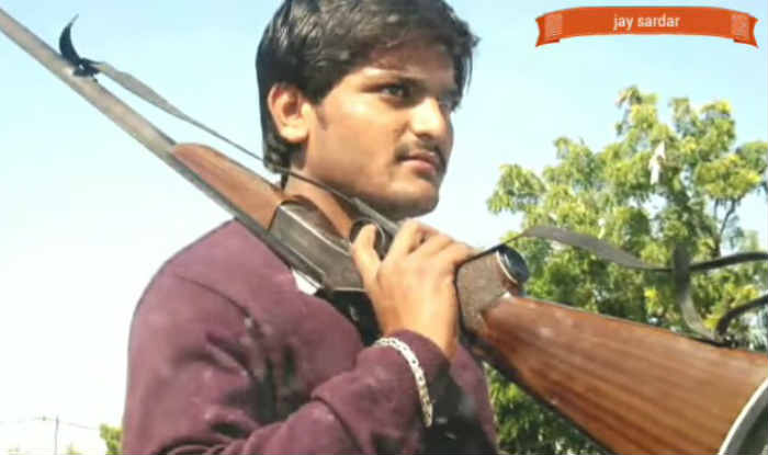 Hardik Patel prevented from meeting BJP MLA over Patel quota issue