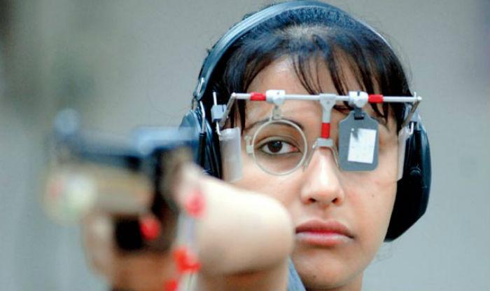 Asian AirGun Championship 2015: Indian shooters Heena Sidhu, Shweta Singh win gold & silver