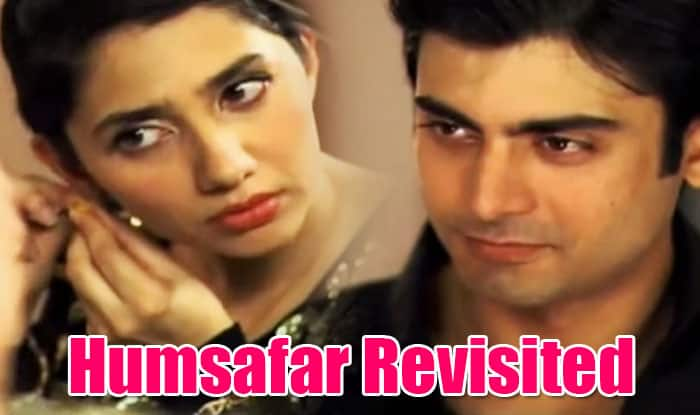 Humsafar revisited video 5: Khirad stuns Asher with her beauty, simplicity and elegance!
