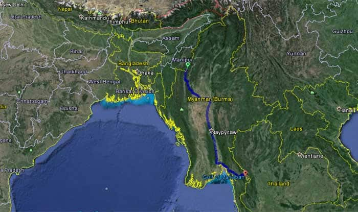 Ultimate Asian Road Trip: India to Thailand International Highway open for use now