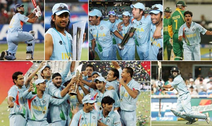8th Anniversary of 2007 T20 World Cup win: MS Dhoni's men change landscape of Indian cricket