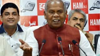 Jitan Ram Manjhi accuses RSS, BJP for loss in Bihar; lashes out at Amit Shah, Mohan Bhagwat