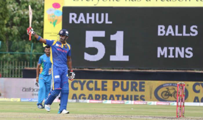 Hubli Tigers won by 32 runs | Live Cricket Score Updates Hubli Tigers vs Rockstars, KPL 2015: Rockstars 122/6 in 20 Overs (Target 155)