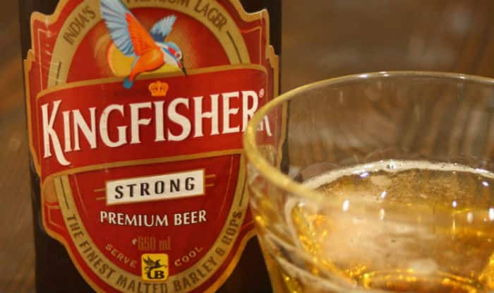 Hurray! India's Kingfisher beer rated the best in the world by Americans