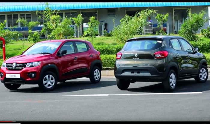Renault Kwid: Here is the latest walkaround video of Renault India's hatchback