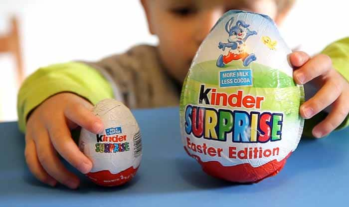 Kinder Surprise - THESE 9 products banned abroad but widely available in India
