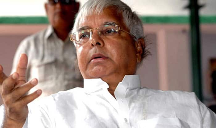 Lalu says 'It's very cold in jail' CBI judge replied