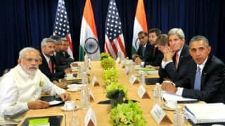 पीएम मोदी, सुरक्षा परिषद में स्थायी सदस्यता के समर्थन के लिए ओबामा को कहा शुक्रिया