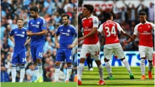 Chelsea vs Arsenal Free Live Streaming and Score: Watch Free Live Telecast Online of ARS vs CHE Barclays Premier League 2015-16 Match