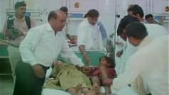 Agra: 100 children hospitalised after eating poisonous mid-day meal