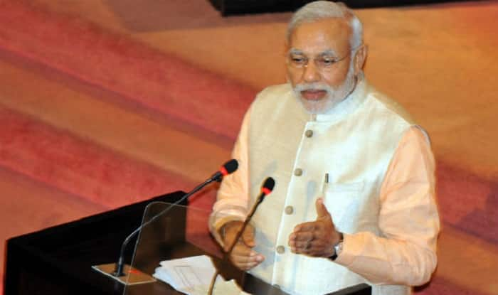 Narendra Modi to lay foundation stone of new Andhra Pradesh capital on Oct 22