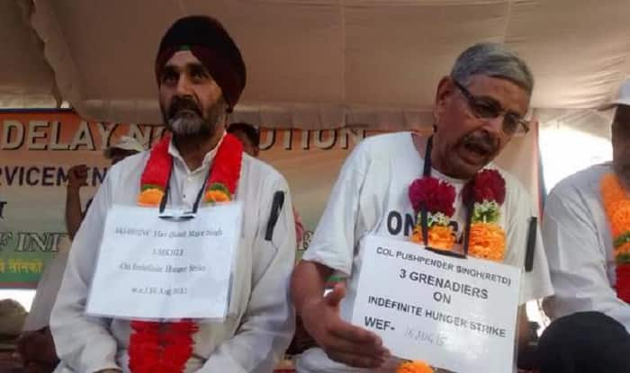 One Rank One Pension: Ex-servicemen likely to call off strike after Narendra Modi's speech in Faridabad!
