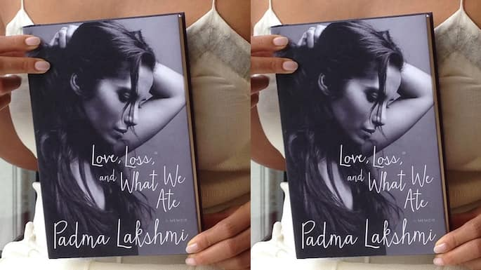 Padma Lakshmi to Release 'Love, Loss and What We Ate: A Memoir' Early Next Year