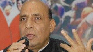 भाजपा जल्द ही बिहार के मुख्यमंत्री पद के उम्मीदवार का चुनाव कर लेगी - राजनाथ सिंह