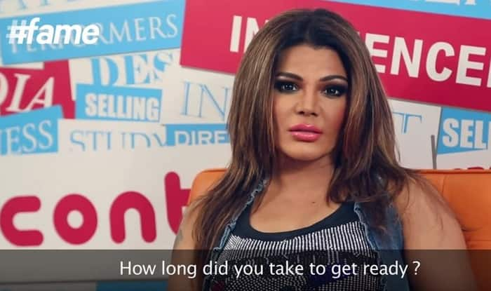 Rakhi Sawant Rapid Fire: B-town's favourite motormouth gets talking again! (Watch video)