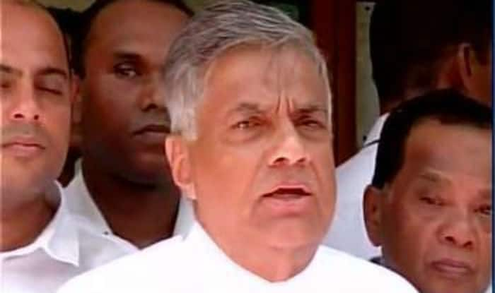 Ranil Wickremesinghe arrives in India on three-day visit