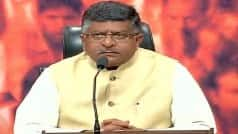 'Take in India' took place under Congress regime, says Ravi…