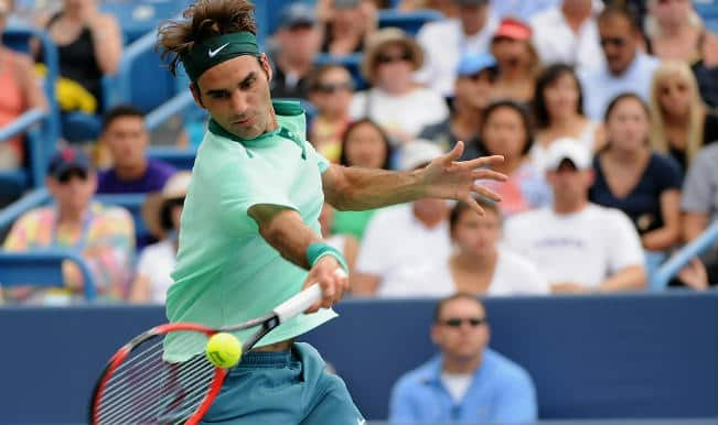 Roger Federer dazzles Novak Djokovic with new stroke in Cincinnati Final 2015