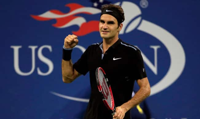 Roger Federer's legendary 'Tweener' shot against Novak Djokovic from US Open 2009