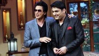 Shah Rukh Khan gets special screening of Kapil Sharma and Elli Avram's Kis Kisko Pyaar Karoon