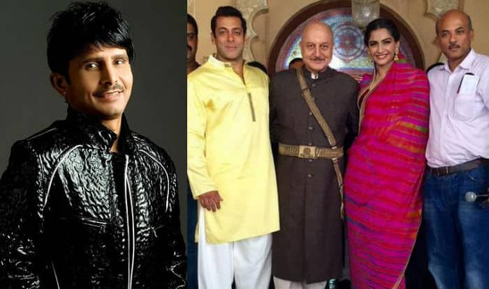 Prem Ratan Dhan Payo review by KRK: Salman Khan's film will be FLOP because of Sonam Kapoor