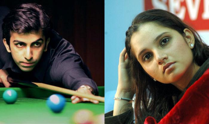 Did Sania Mirza deserve Rajiv Gandhi Khel Ratna award? Pankaj Advani does not think so!