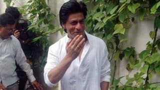 Shah Rukh Khan wishes Happy Eid to his Twitter followers
