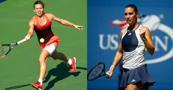 Simona Halep vs Flavia Pennetta, US Open 2015 Semifinal Free Live Streaming  & Telecast Tennis Match
