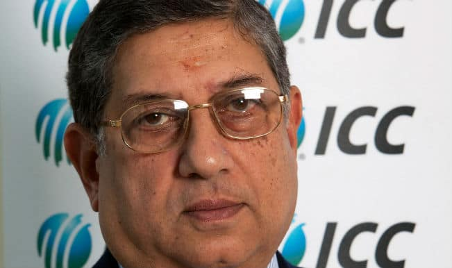 SC declines plea to recall verdict barring N Srinivasan from BCCI poll