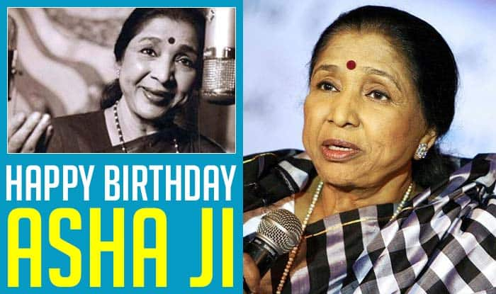 Asha Bhosle Birthday Special: 7 evergreen songs by the melody queen as she turns 82