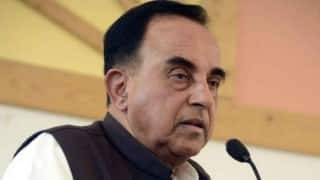 Cauvery water dispute: Subramanian Swamy says Tamil Nadu leaders are cinema people and don't know policy