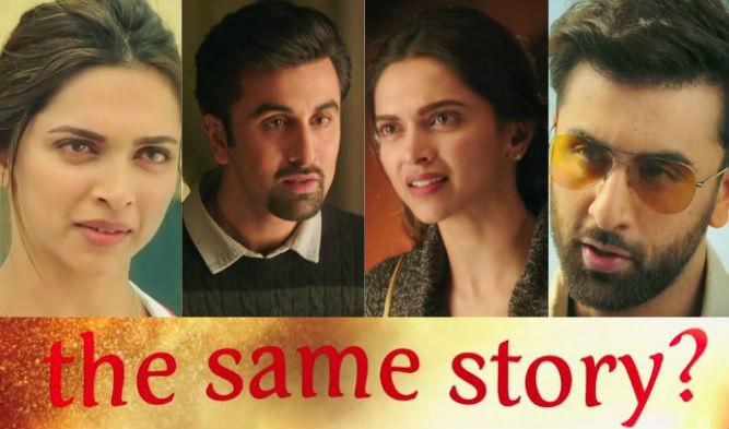 Deepika Padukone is ANNOYING & Ranbir Kapoor is BORING in Tamasha trailer!