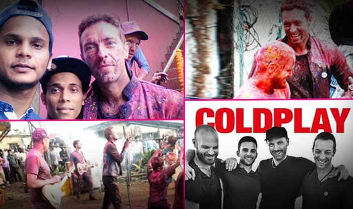 They're here; Mumbai finally gets its dose of Coldplay