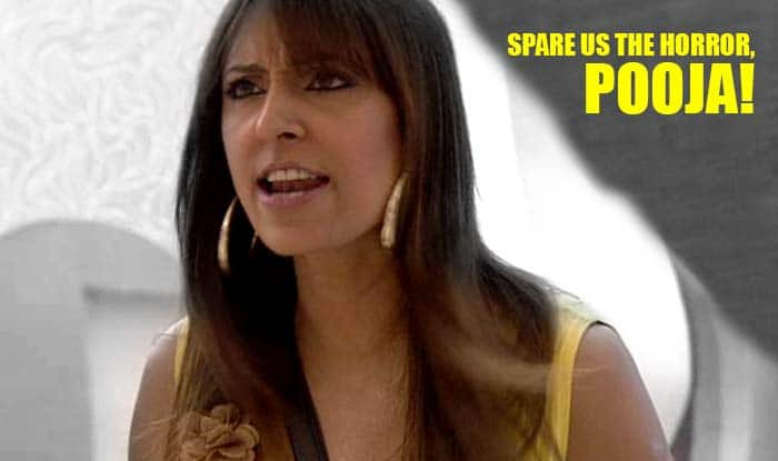 Pooja Misrra fights with hotel staff, breaks a phone and slaps the manager: Watch video