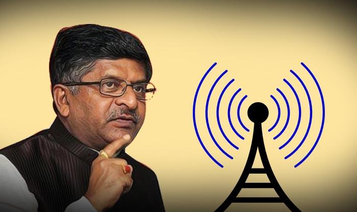 Call drops issue will be addressed soon, says Ravi Shankar Prasad