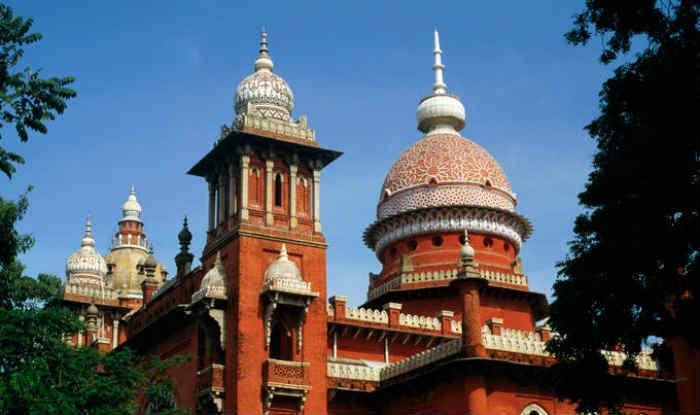 Madras High Court, Madurai bench declared high security zones