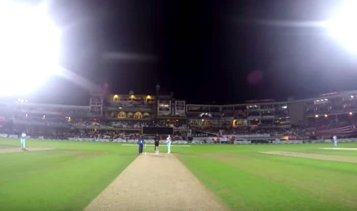 Brendon McCullum wears a GoPro helmet; gives fans a one-of-a-kind experience
