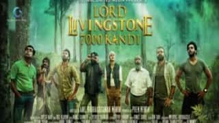 Life of Pi connect in Lord Livingstone 7000 Kandi