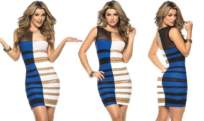 Remember The Dress? It is a 'What Is The Colour' dress now on sale