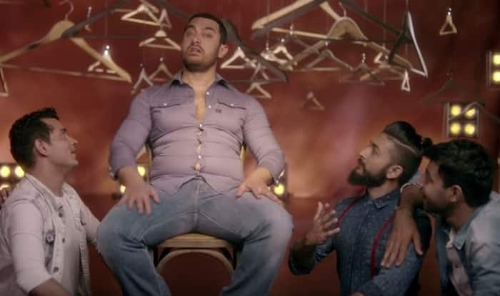 Aamir Khan stars in funny ad for Snapdeal Preview Monday sale (Watch video)