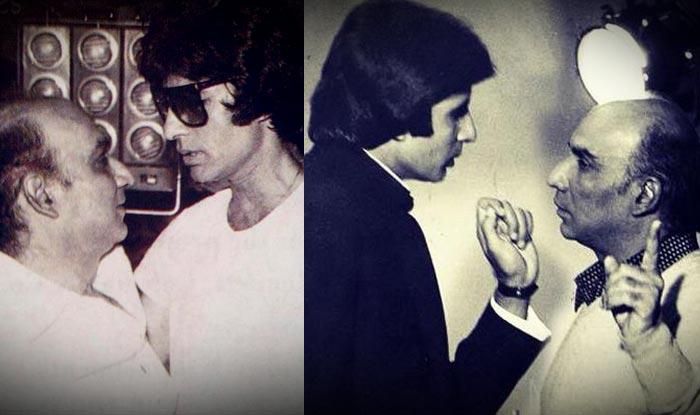 Amitabh Bachchan remembers film maker Yash Chopra on his 83rd birth anniversary
