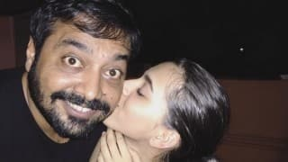 Anurag Kashyap birthday: Guess who gave him the best birthday gift - a kiss!