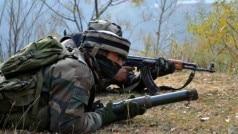 J&K: Encounter between underway in Budgam, 2 terrorists holed up