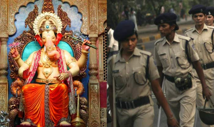 Lalbaugcha Raja shocking incident: Video of Mumbai police mercilessly beating young girl goes viral