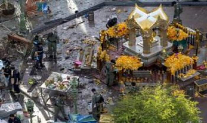 Bangkok blasts: Thai police arrest 'main suspect'