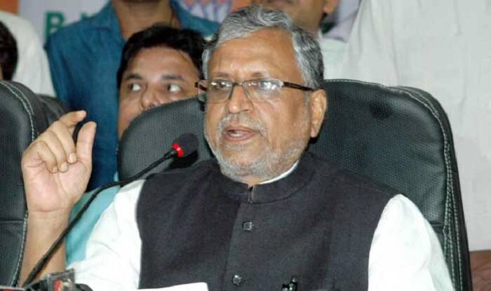 Bihar Elections 2015: FIR against BJP's Sushil Modi for attempting to bribe voters