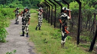 BSF says it destroyed 14 posts of Pakistan Rangers