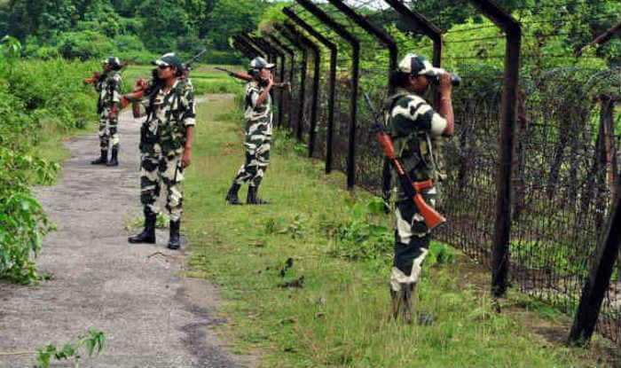 India not constructing wall along International Border